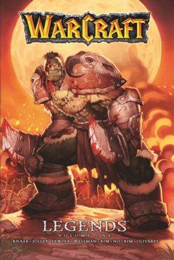 Blizzard 漫畫《魔獸爭霸傳奇:第一冊》
