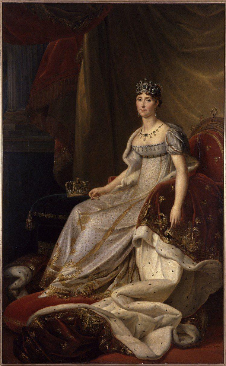 拿破崙的妻子約瑟芬皇后是寶璣的忠實顧客之一。圖/Breguet提供