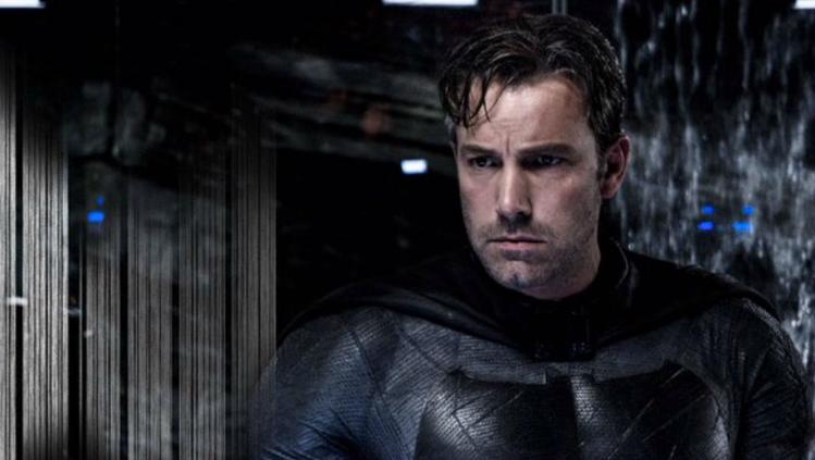 湯姆霍蘭德非常期待班艾佛列克主演的「蝙蝠俠」,還自稱是粉絲。圖/華納兄弟影業提供