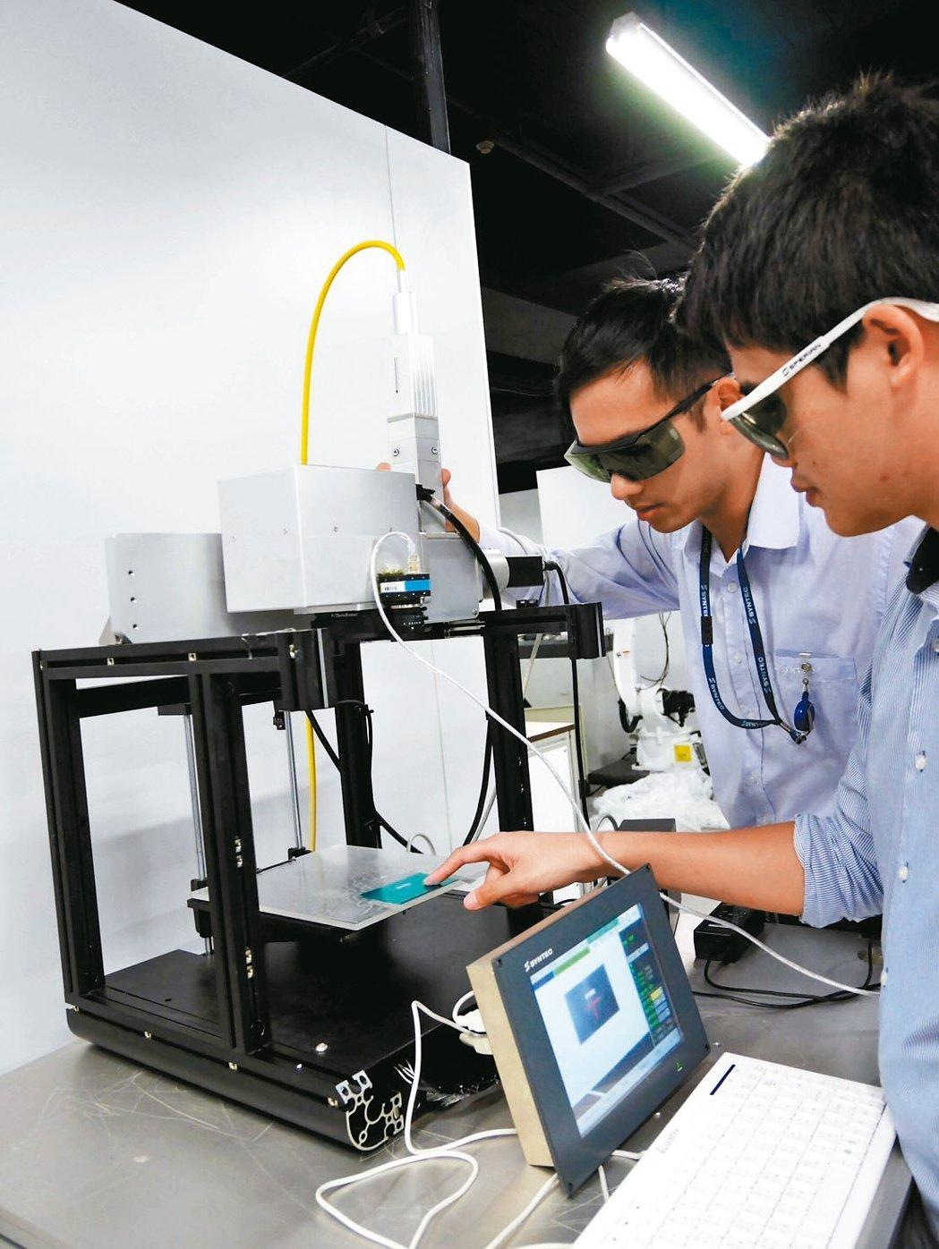 搏盟科技結盟新代科技共同建立MIT雷射加工設備生態圈,搶攻全球雷射市場商機。 搏...