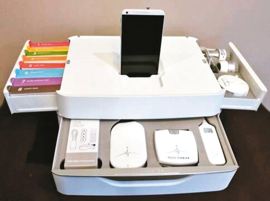 中大團隊設計出可以讓「門外漢」在家就能自行檢測出糖尿病、貧血、肺炎、睡眠呼吸中止...