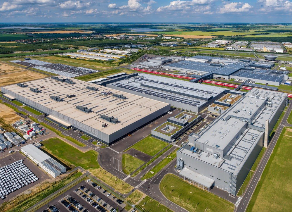 Macan的生產基地座位在德國東部的萊比錫廠區。 保時捷提供