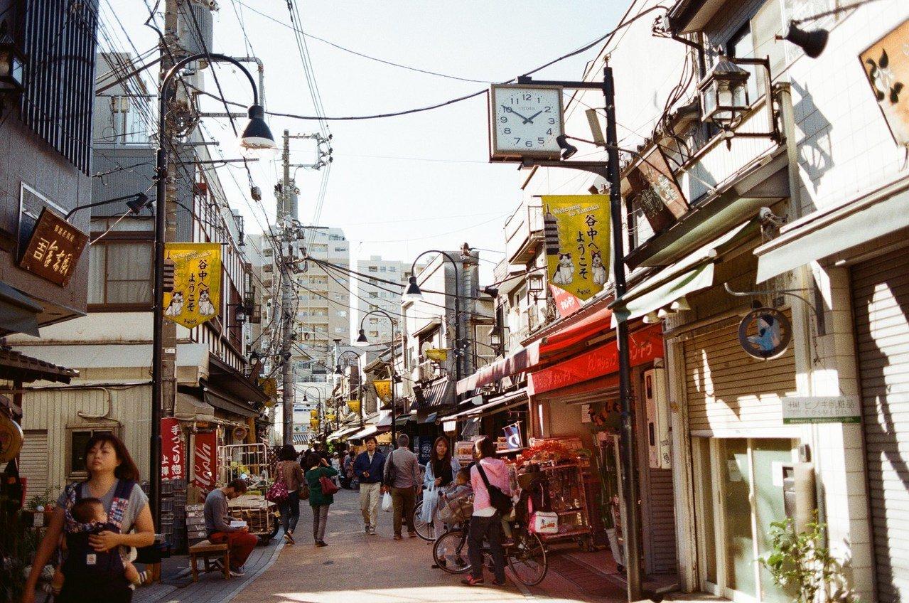 正統日本味!來逛東京5大超好逛的「傳統商店」去