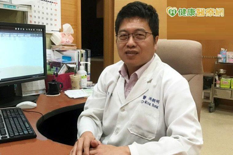 洪朝明副院長表示乳癌治療藥物多,積極治療為上策。