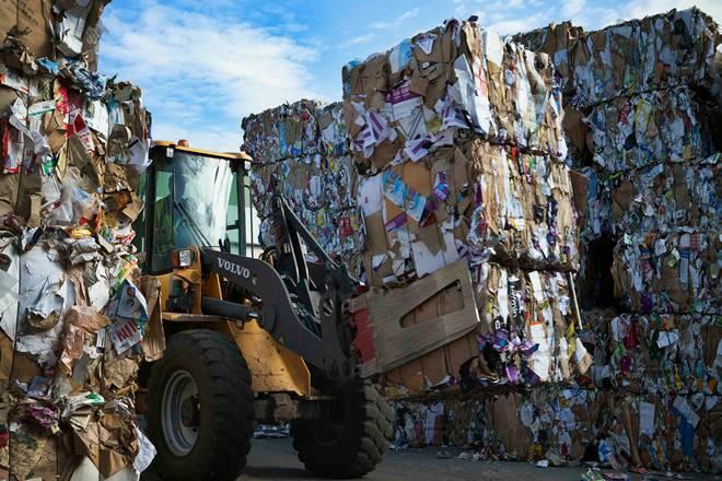 瑞典垃圾回收徹底,垃圾量不夠發電廠使用,還需由國外進口。取自瑞典政府官網