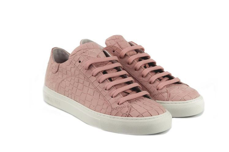 Hide&Jack粉紅休閒鞋,售價12,000元。圖/Maison No...