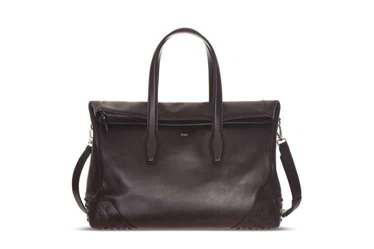 Envelope男用手提包,售價72,800元。圖/TODS提供