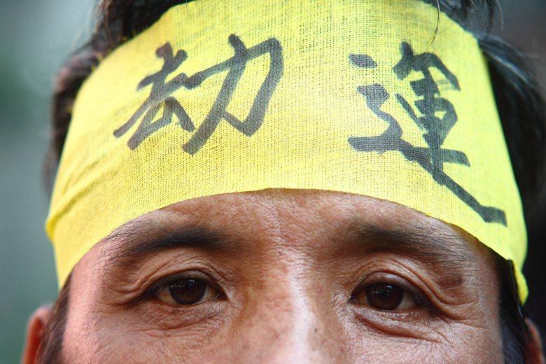 捷運潛水夫,李世憲先生。 圖/張榮隆先生提供