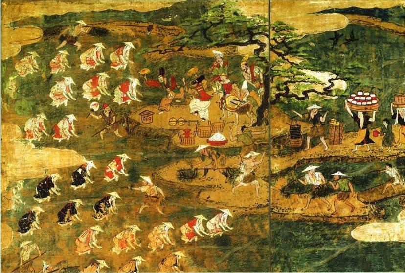 室町時代的日本,農業生產量和貿易活動都大幅成長,耕地不斷往外擴張,因此出現了雖然...