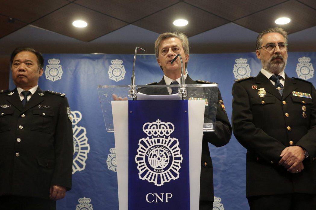 西班牙逮240名台、陸詐騙嫌犯 共騙走陸人5.4億