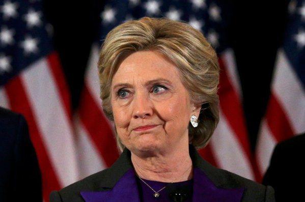 柯林頓贏2百萬票落選 難撼選舉人團制