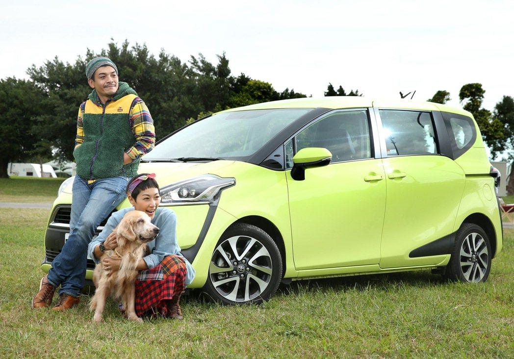 「雞史夫妻」Gigi林如琦、史丹利及2017最佳國產MPV Toyota Sie...