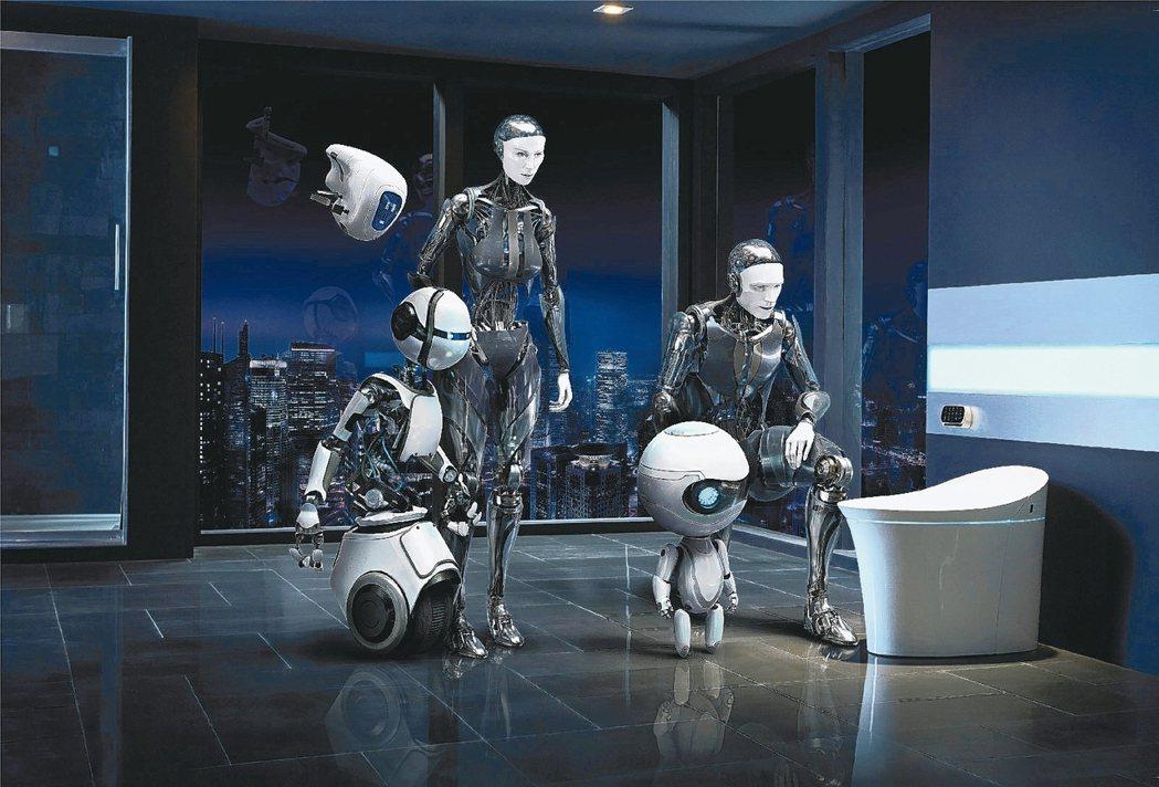 各品牌技術力的提升,推出高科技新功能將會是立穩市場最重要的關鍵。 KOHLER/...