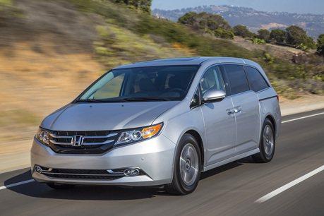 美規Honda Odyssey 更大更便宜!