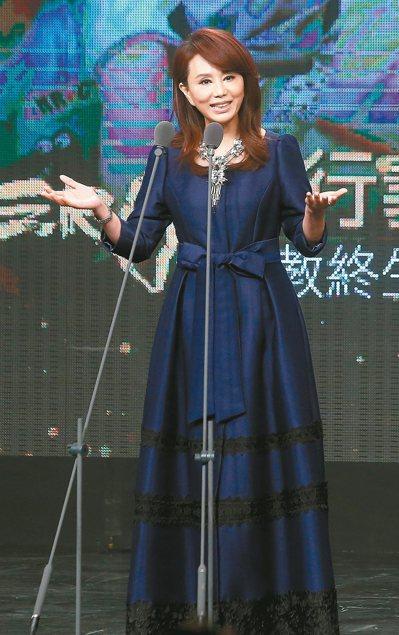 孫翠鳳。 聯合報系資料照片/記者余承翰攝影