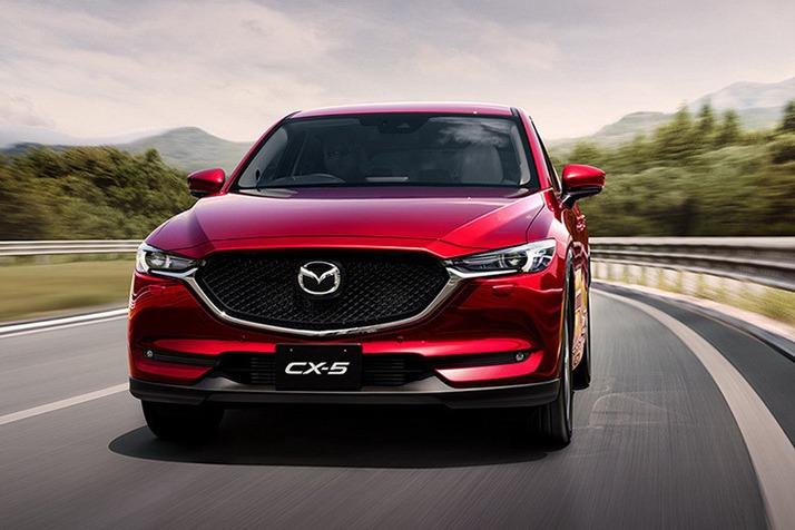 日規Mazda CX-5休旅開賣 售價68萬元起