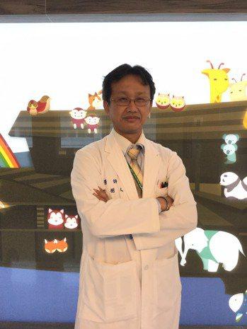 馬偕兒童醫院小兒心臟科主治醫師葉樹人。 圖/葉樹人提供