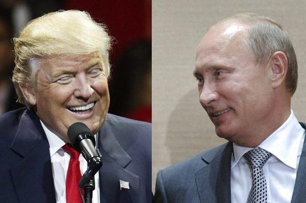 川普狂戀俄國30年 曾隔空告白普亭