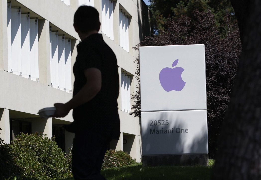 歐洲判蘋果公司(Apple)要補交稅。 圖/美聯社