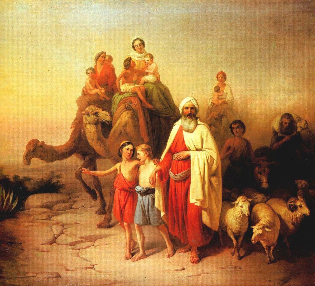 先知亞伯拉罕也是傳說中阿勒頗的「開城始祖」。 圖/維基共享