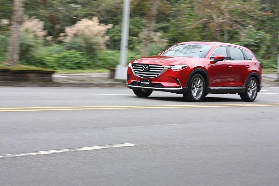 全新Mazda CX-9 試駕  不錯的駕馭感與空間運用