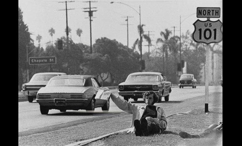 搭便車被賦予了叛逆、自由的文化意義,與1950年代「垮掉的一代」對現代性秩序的厭...