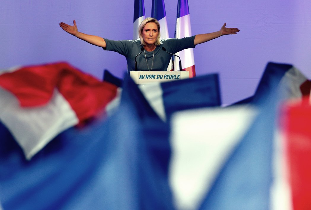 依法國政治人物的說法,公投,是要讓國民有「發言權」,更貼切的說法是,把發言權還回...