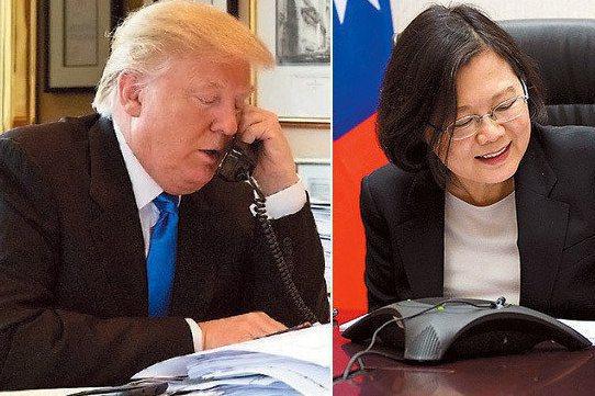 洛時:川普接聽那通電話 是台拓展對外契機