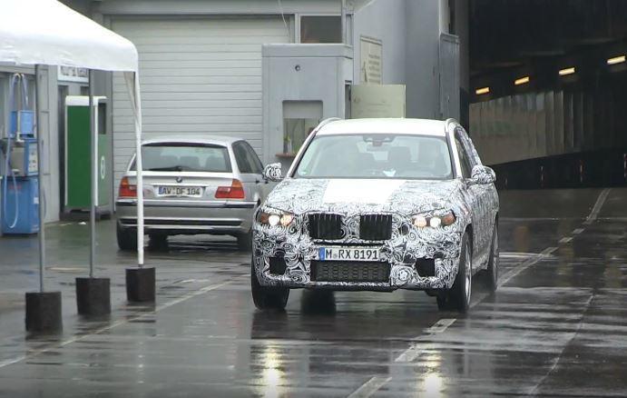 最近有外媒在紐柏林賽道捕捉到新一代 BMW X3 測試車,而且疑似是 M 款性能...