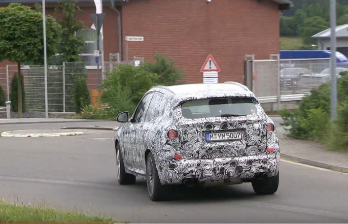 BMW X3 M 可望採用與 M3、M4 同樣的直列六缸引擎,最大馬力將落在 4...