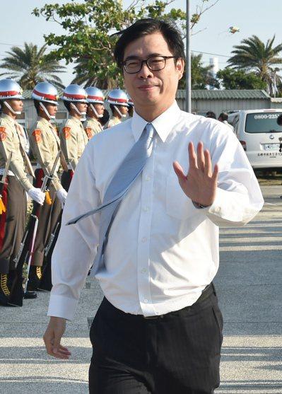 立法委員陳其邁。報系資料照/記者劉學聖攝影