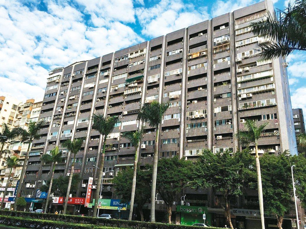 名人世界 圖/台灣房屋提供