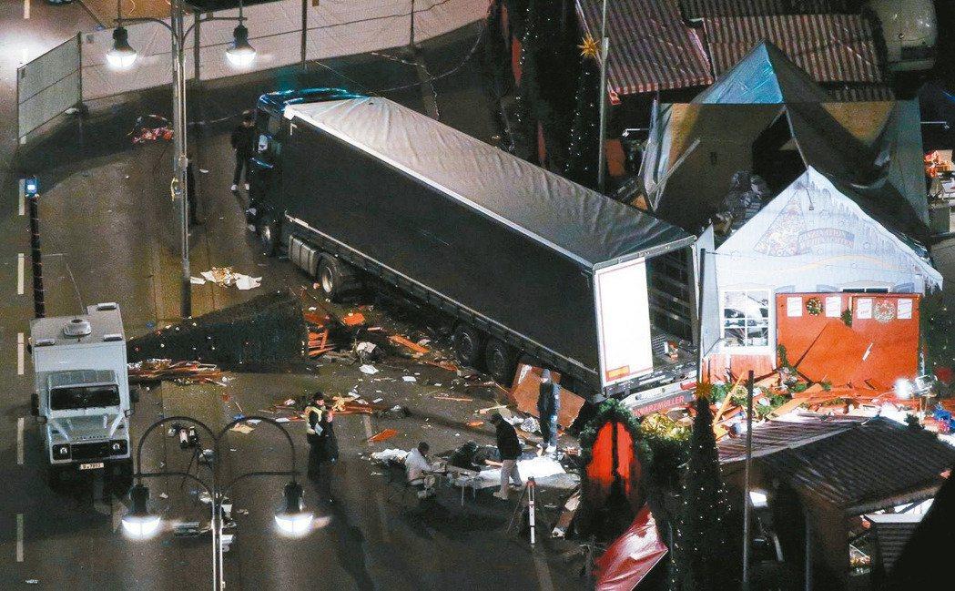 義大利媒體引述安全消息來源報導,涉嫌執行柏林卡車攻擊案的突尼西亞籍男子,今天在米...