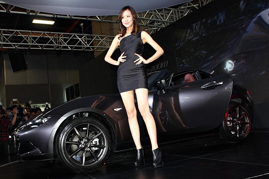 Mazda MX-5 RF硬頂敞篷跑車正式現身!接單破60張