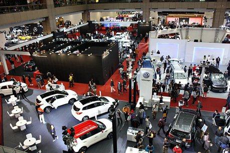 年底台北新車大展最後衝刺 今年總銷量將破44萬台