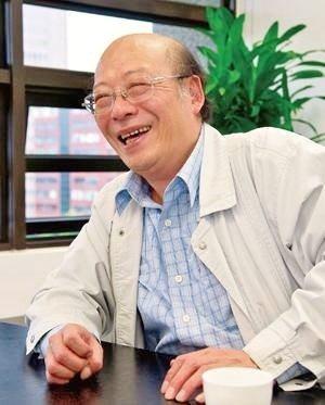 台大教授李茂生。 圖擷自李茂生臉書