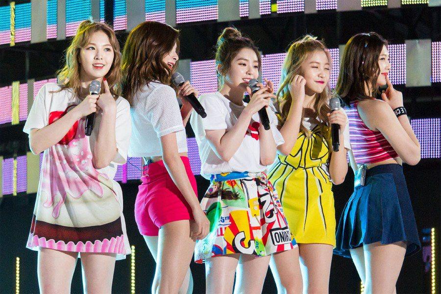南韓女子組合Red Velvet。圖/維基百科