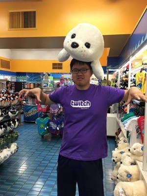 吉祥從職業賽評轉為Twitch員工可說是台灣首例。