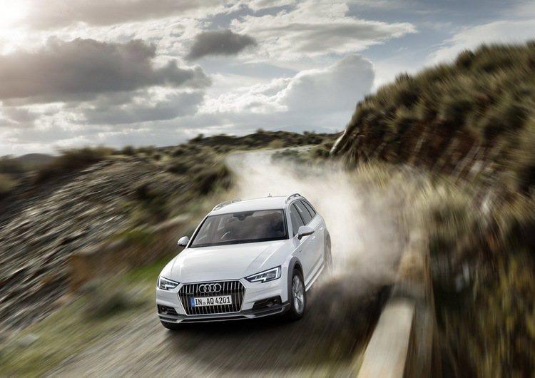 全新Audi A4 allroad quattro 45 TFSI的加入,讓Au...