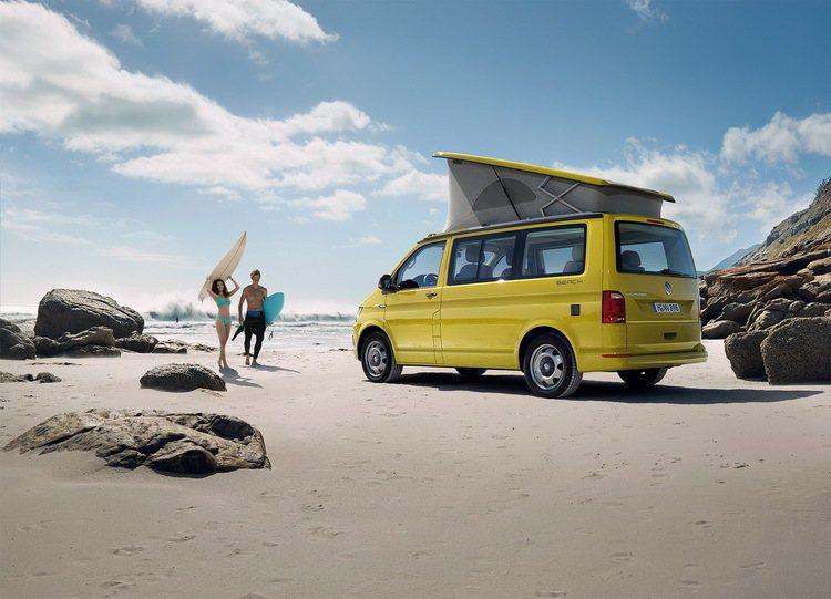 全新California Beach新世代玩旅生活,寬敞空間與露營機能重新定義隨...