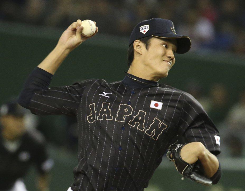 日職阪神隊投手藤浪晉太郎確診新冠肺炎,成現役日職選手感染的首例。 美聯社