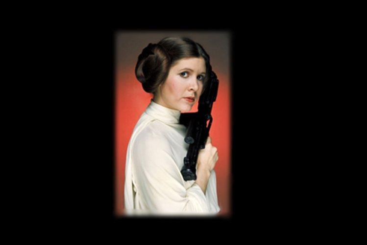 70年代末期在科幻經典「星際大戰」電影系列中扮演莉亞公主的資深女星嘉莉費雪,已經...