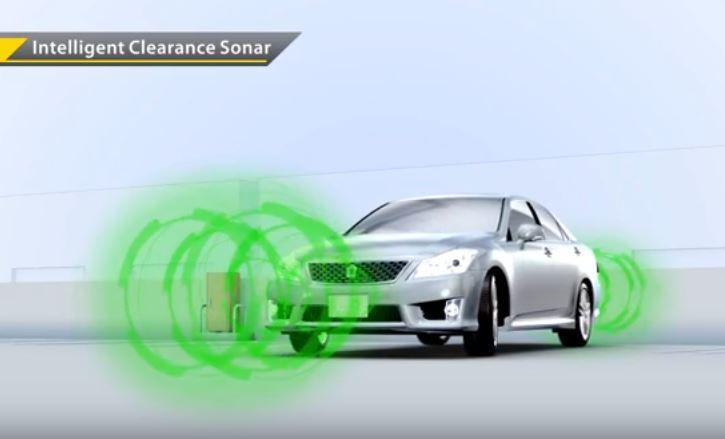 Toyota 證實ICS 智慧間隙聲納系統可減少 70% 踩錯踏板所造成的事故,並能減少 40% 的倒車意外。 摘自 Youtube
