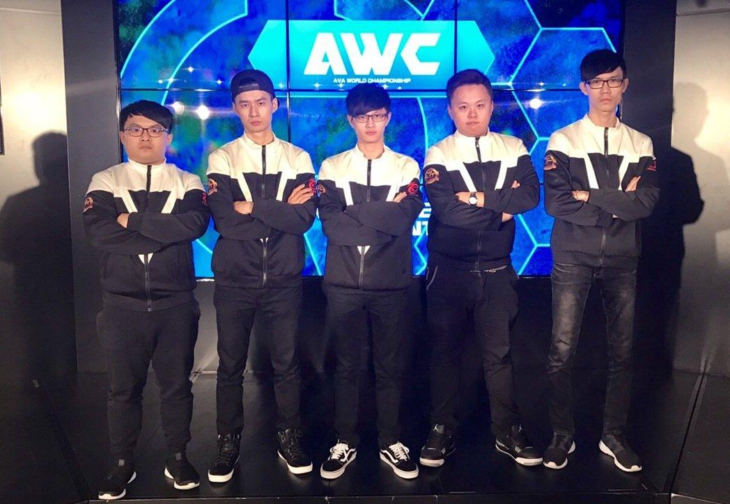 台港澳代表隊 HOWL,首次出席國際大型賽事,即打入冠軍賽,表現令人驚艷。 圖/...