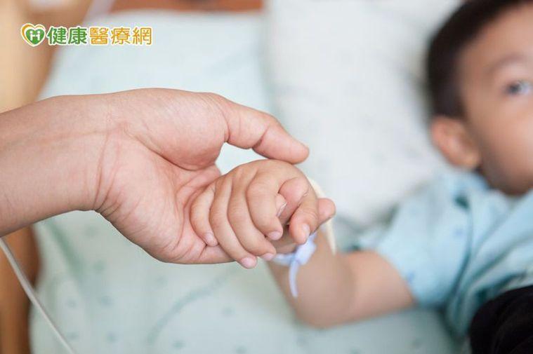 男童罹「復發型」血癌 骨髓移植兩次從不說NO