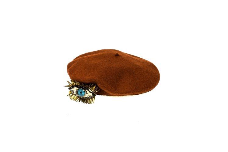 RADA大眼貝蕾帽,售價9,800元。圖/glimmer提供