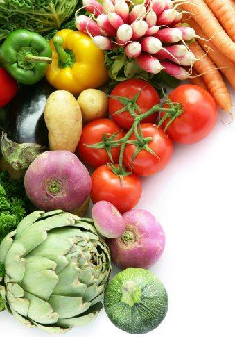 想吃地中海飲食 台灣就有彩虹食材 圖片/ingimage