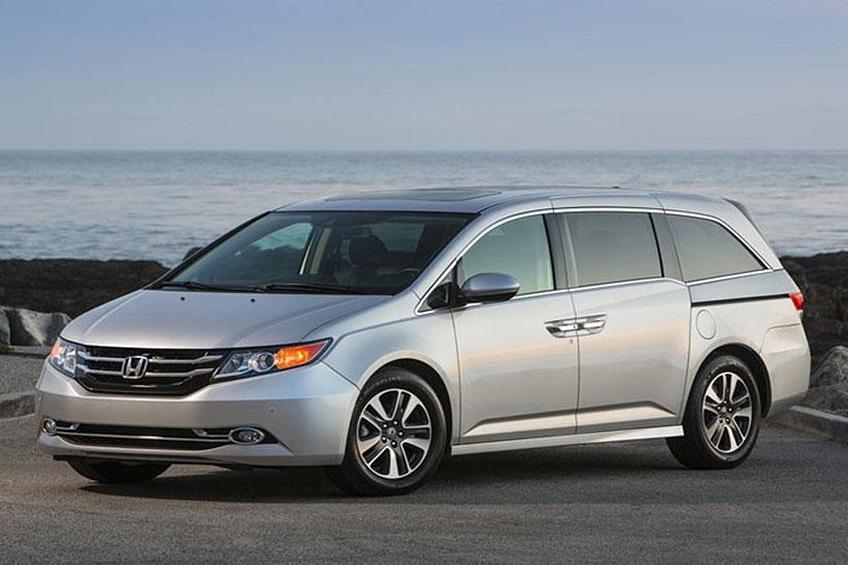 座椅瑕疵  Honda將召修63萬多輛Odyssey