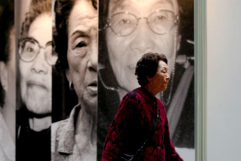 遮蓋傷口並不會使傷口自動痊癒,面對歷史的錯誤,日本政府始終未曾向受害的慰安婦女道...