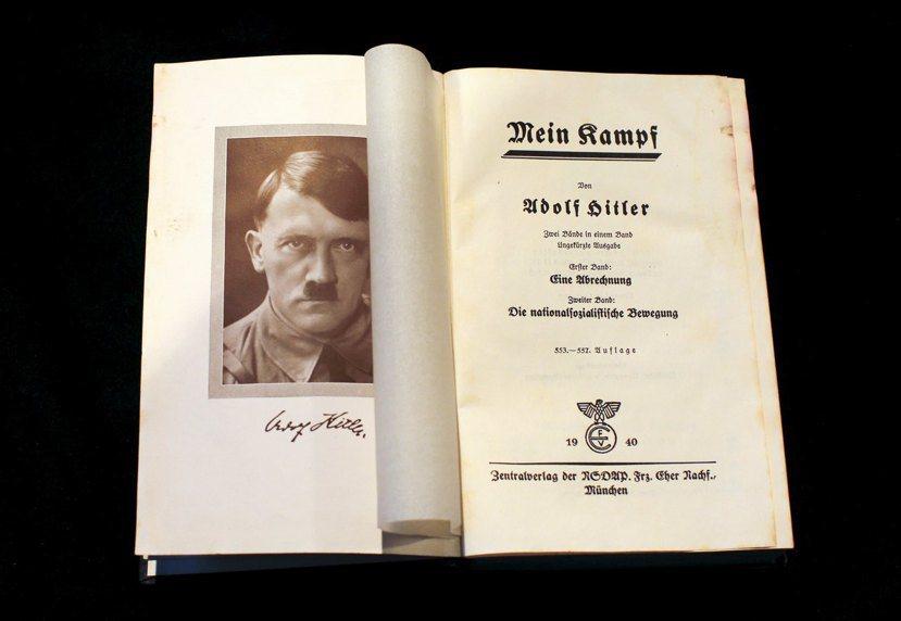 原始版本的《我的奮鬥》,隨著納粹的垮台而被冰封,但該書的「死亡」與社會的沈默,反...